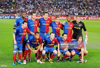 Barcelona Campeón De Europa 27 05 2009 Barcelona Campeon Equipo De Fútbol Campeones
