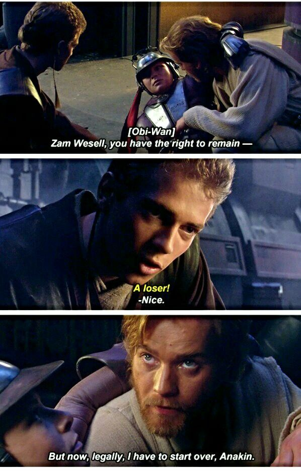 Pin By Aryka Smith On Star Wars Star Wars Quotes Star Wars Jokes Star Wars Memes