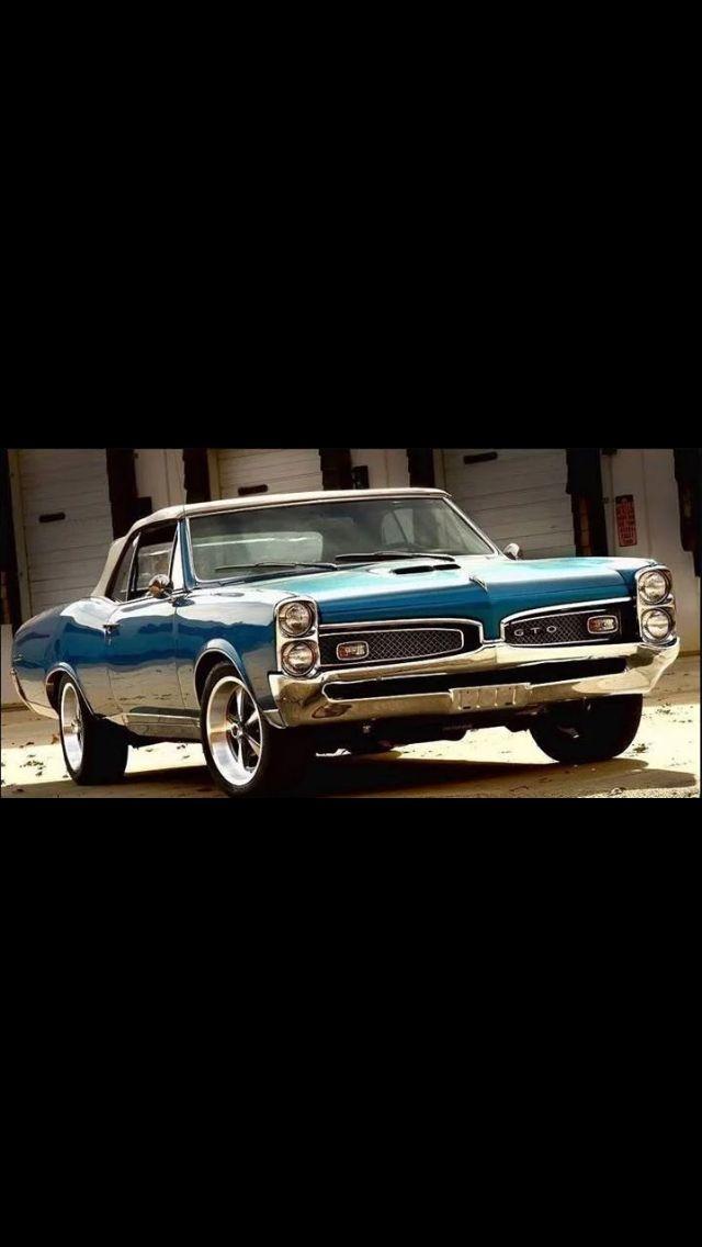 8a5b492fe0a2e Pontiac GTO oh so sexy!   Car List   schöne Autos, Autos, Oldtimer