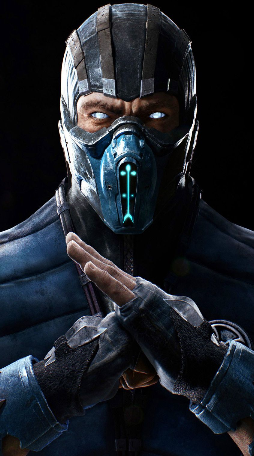 Sub Zero Mortal Kombat X Game HD Widescreen Wallpapers