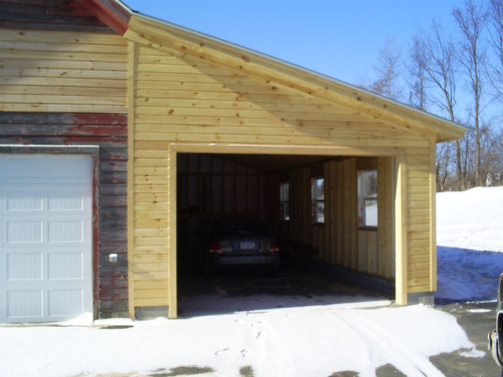 запросу пристройка гаража к дачному дому фото большего эффекта