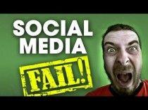 5 errores capitales de las marcas en social media
