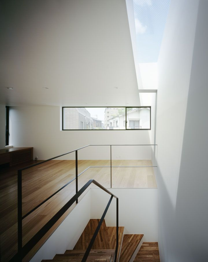 Shell Apollo Architects Associates House Architecture