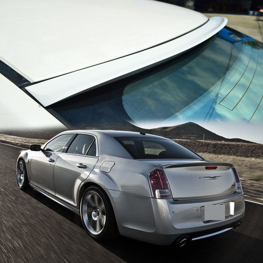 Painted Color #PS2 Chrysler 300/300C 4D Sedan/Saloon Rear
