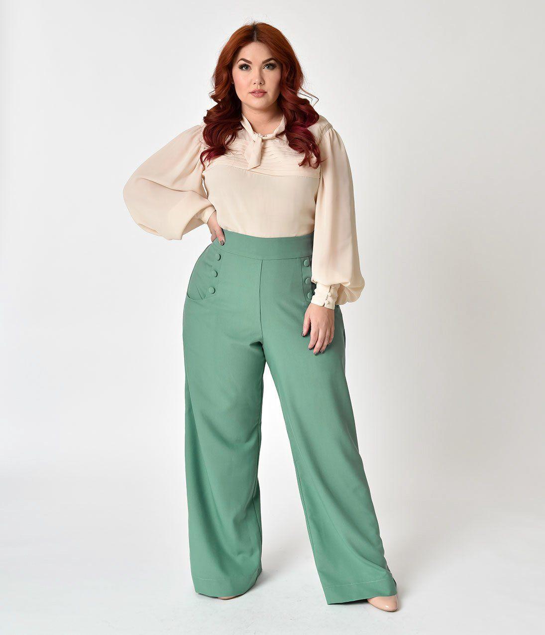 aa1c574f81a 1950s Plus Size Dresses