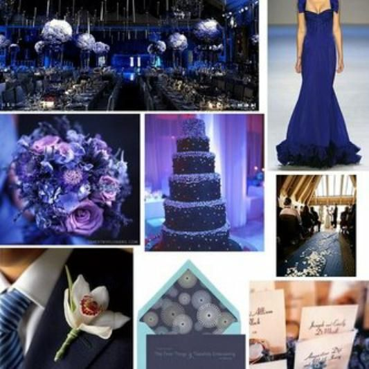 Blue Wedding Color Schemes Ideas Bring The Bright Energetic Colors Of A Sunny Summer Day Inside With This Scheme And Dont Be Surprised When Your
