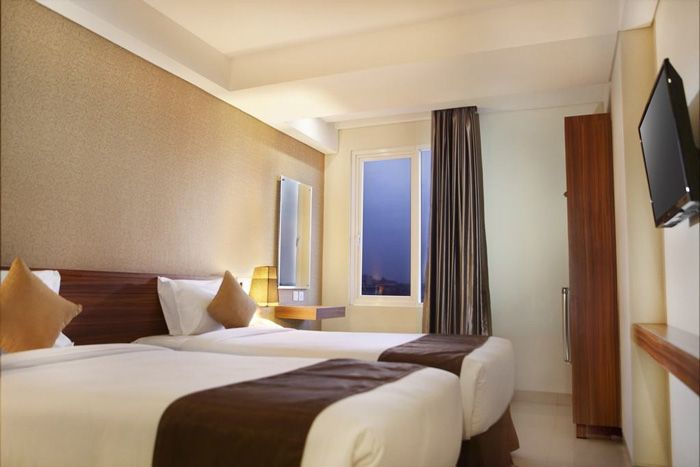 Ketahui Keunggulan 2 Hotel Murah Di Semarang Dekat Stasiun Tawang Ini