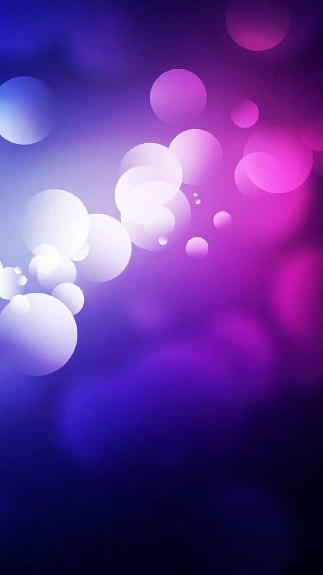 Wallpaper iphone soft - Beautiful Glowing Purple Soft Circle Hd Iphone 6 Wallpaper Http Helpyourselfimages