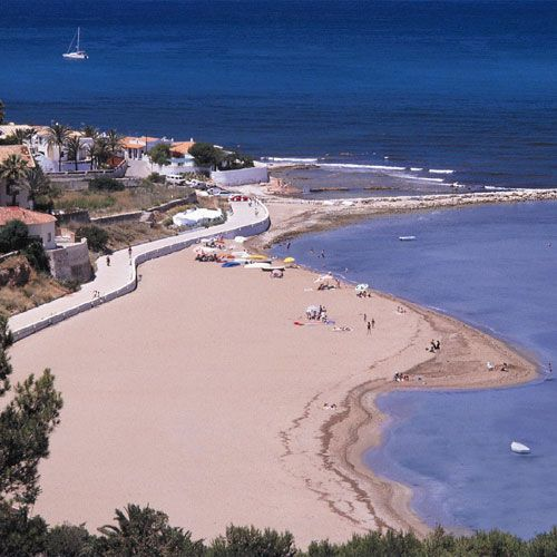 Playa Les Marines Denia Benidorm Valencia Playa