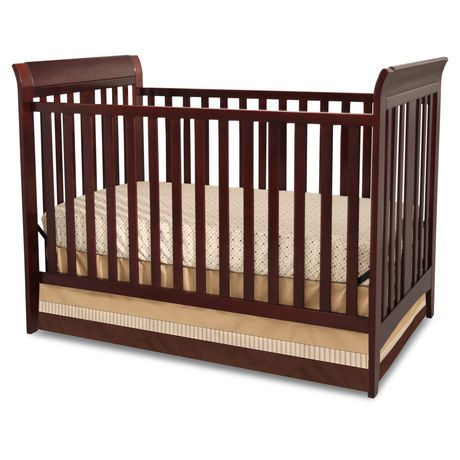 Brighton 3 In 1 Crib