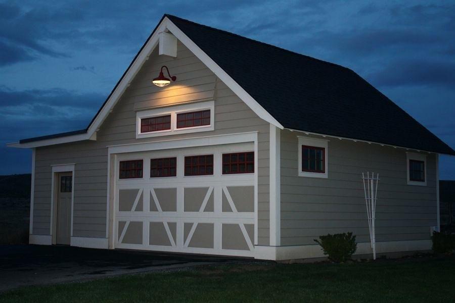Astounding Light Above Garage Door One Sensor Is Yellow And The Barn Lighting Farmhouse Outdoor Lighting Gooseneck Lighting