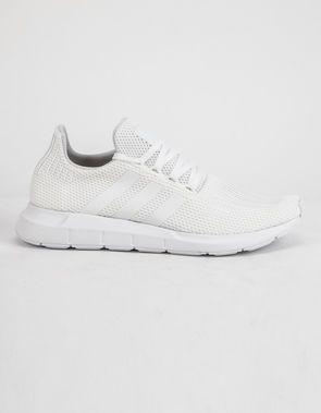 buy popular 1ac2e 9adbe ADIDAS Swift Run White Shoes