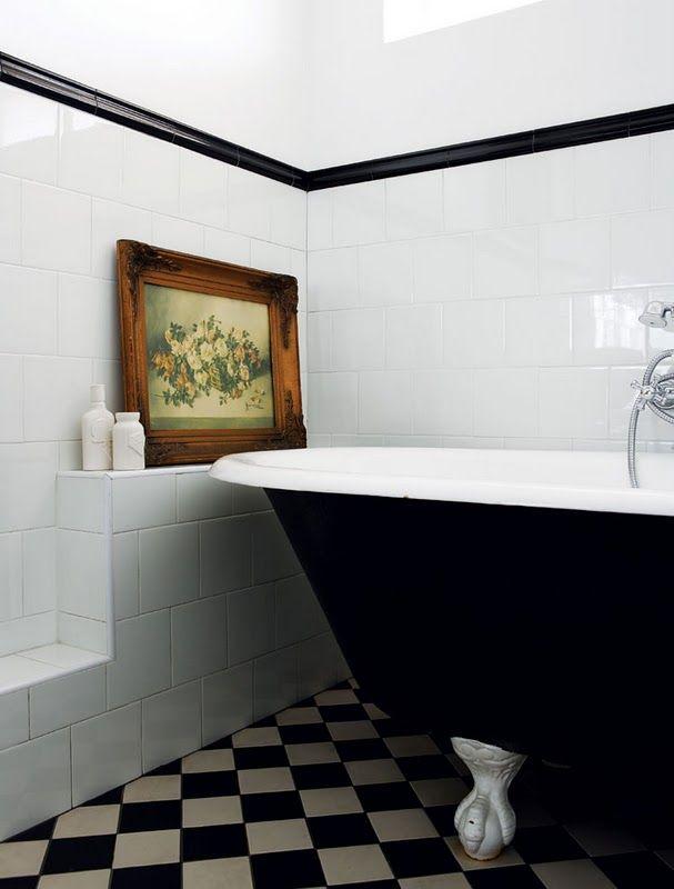 Visite d co un petit appartement vintage vintage amour et peintures - Deco appartement vintage ...