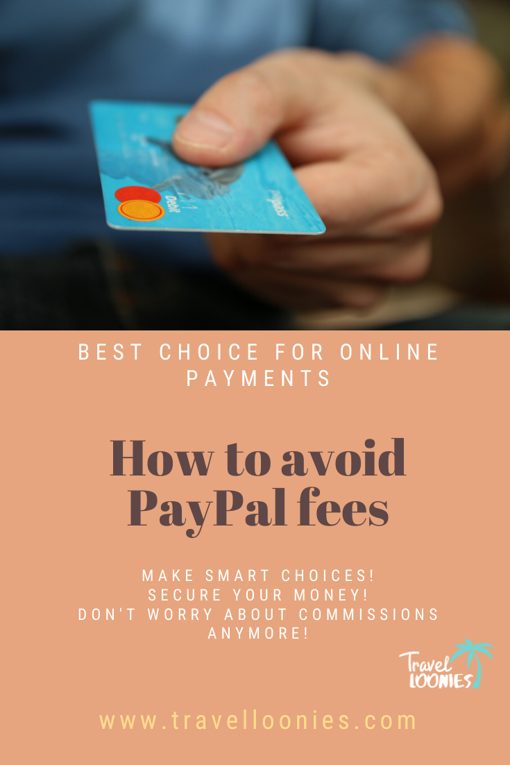 How To Avoid PayPal Fees (a guide to help you save money