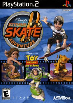 Disney S Extreme Skate Adventure Gamecube Games