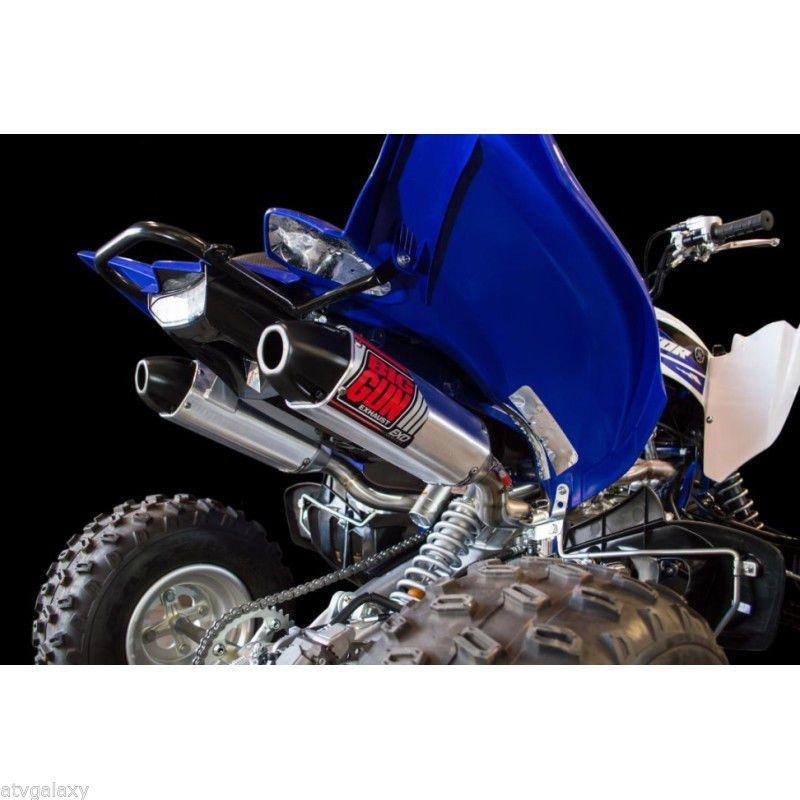 Big Gun EVO R Full System Exhaust Pipe Muffler Yamaha Raptor 700 ...