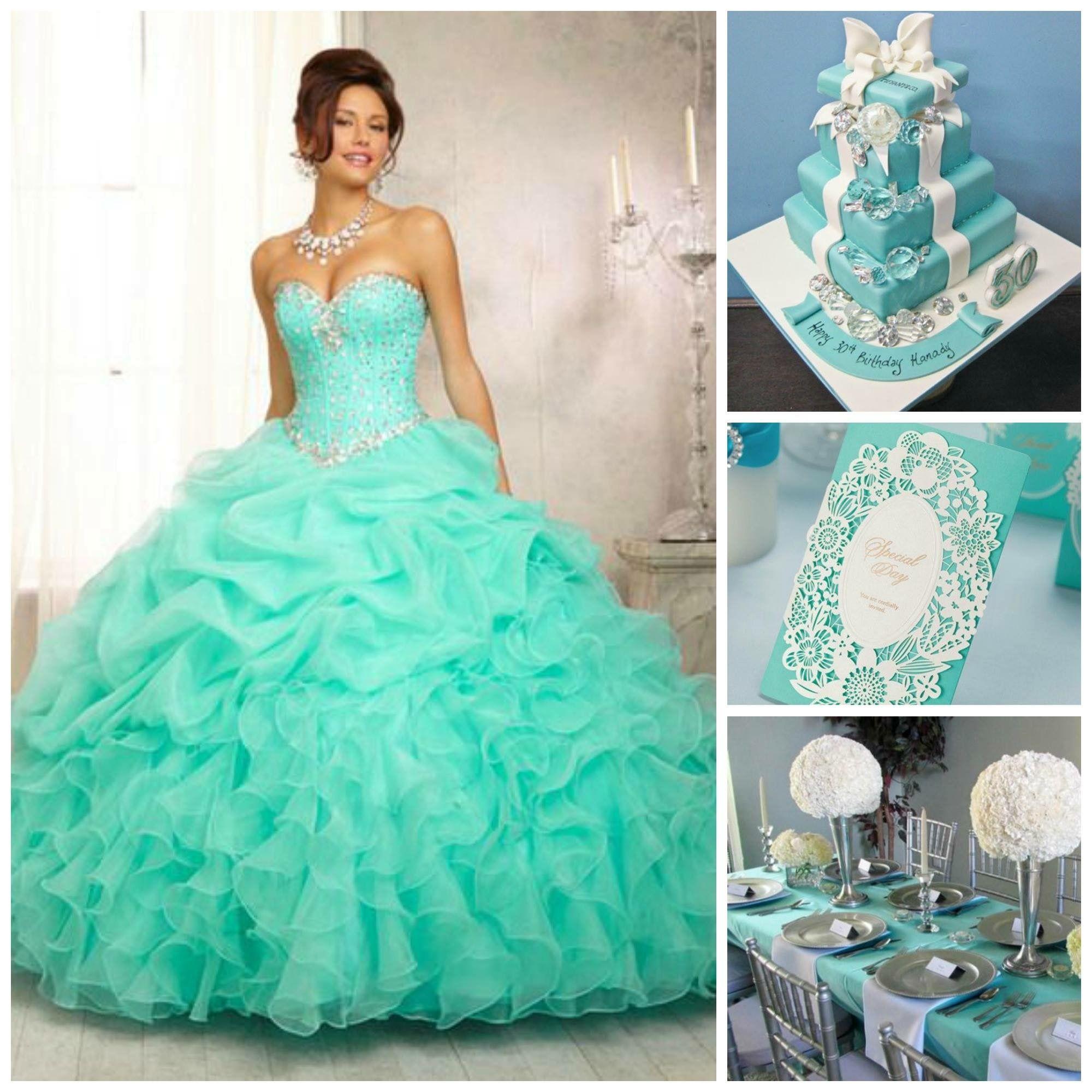 Pin by Kasandra Navarro on pretty dresses   Pinterest   Sweet 16 ...