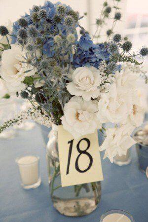 이미지 출처 http://www.societybride.com/assets/dusty-blue-flower-cetnerpieces-9-e1358720976174.jpg
