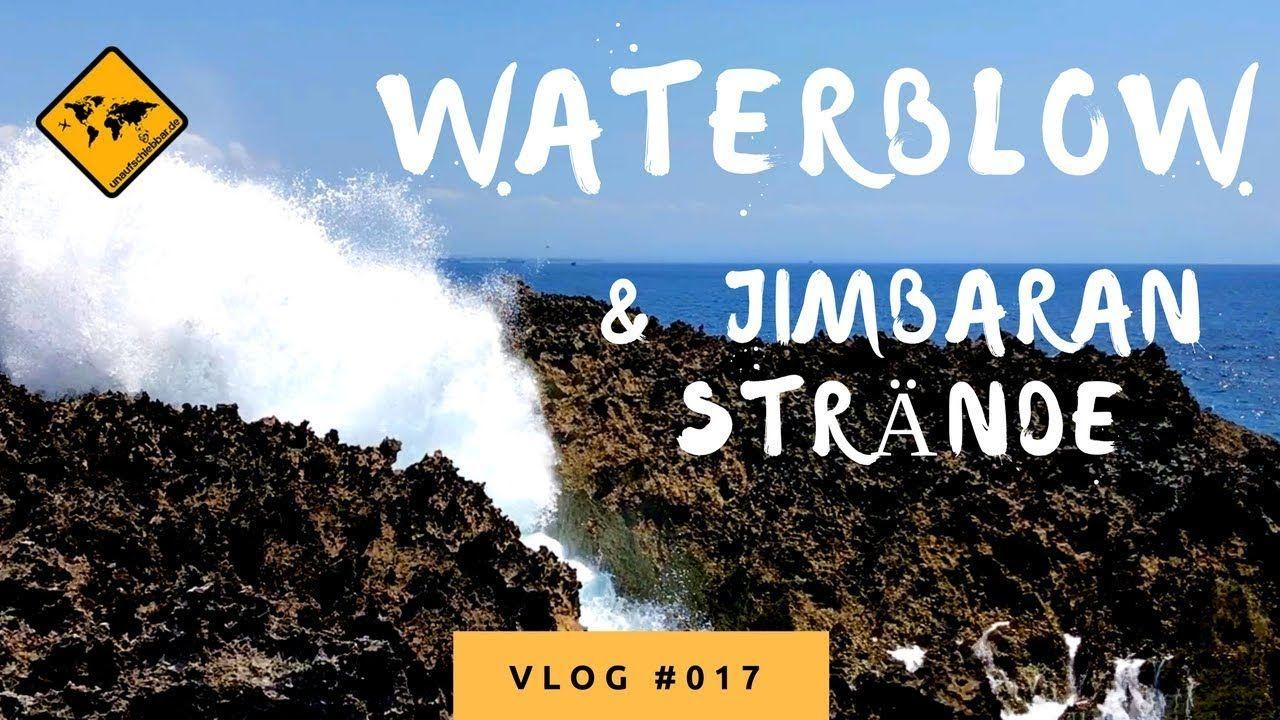 Bali Waterblow, Nusa Dua Strand, Padang Padang Beach & Green Bowl Beach ...