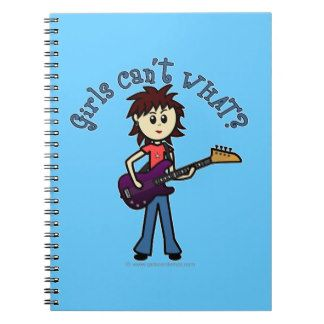 Girls can totally rock out