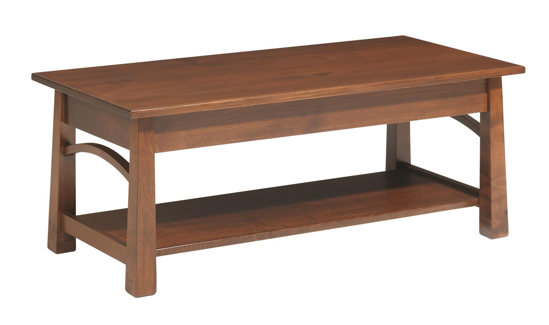 Amish madison coffee table furniture table recycled