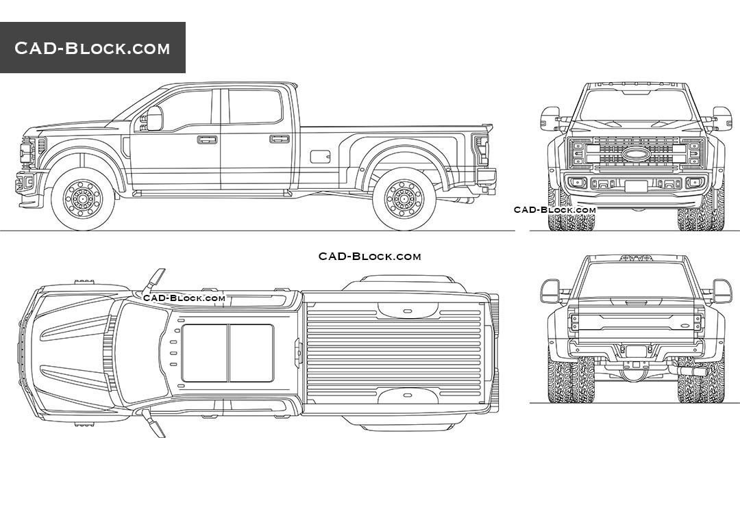 Ford F 450 Super Duty 2017 Car Drawings Ford Cars Coloring Pages