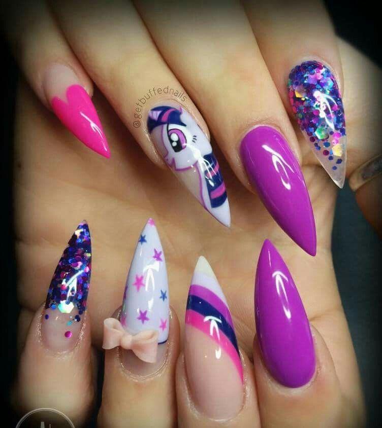 Pin by Zabrina Lopez on Stuff to Buy | Pinterest | Nail nail, Long ...
