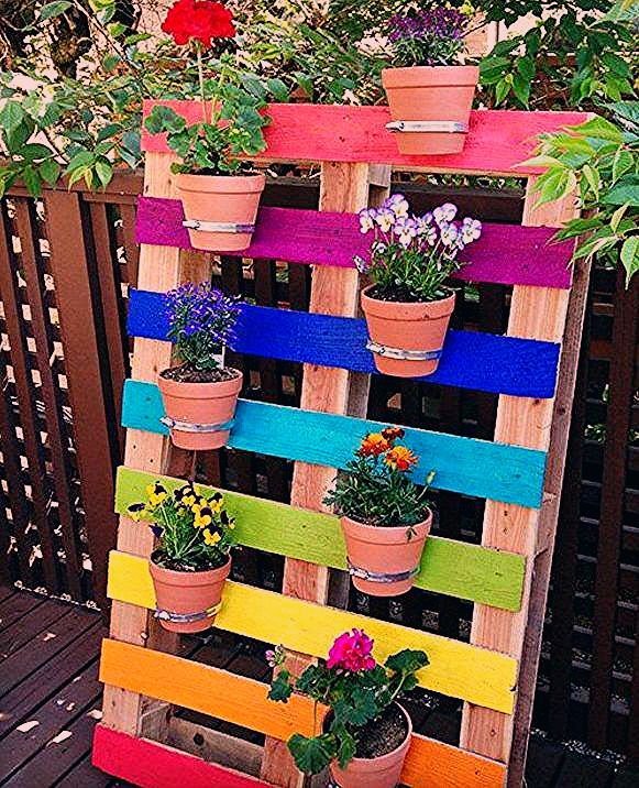 Photo of 50 Ideen für DIY Gartendeko und kreative Gartengestaltung