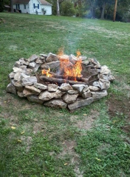 Photo of Trendy Backyard Landscaping Tropical Fire Pits Ideas