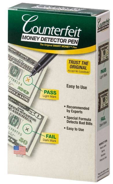 Easy To Use And Provides Reliable Result Counterfeit Money Detector Pen Drimarkproducts Drimark Drimarkproductsinc