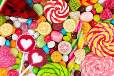 Colorful Candy Puzzle In Macro Jigsaw Puzzles On Thejigsawpuzzles Com Play Full Screen Enjoy Puzzle Of The Day And Th National Candy Day Colorful Candy Candy