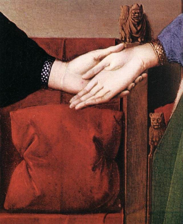 Best Arnolfini portrait ideas on Pinterest Jan van eyck