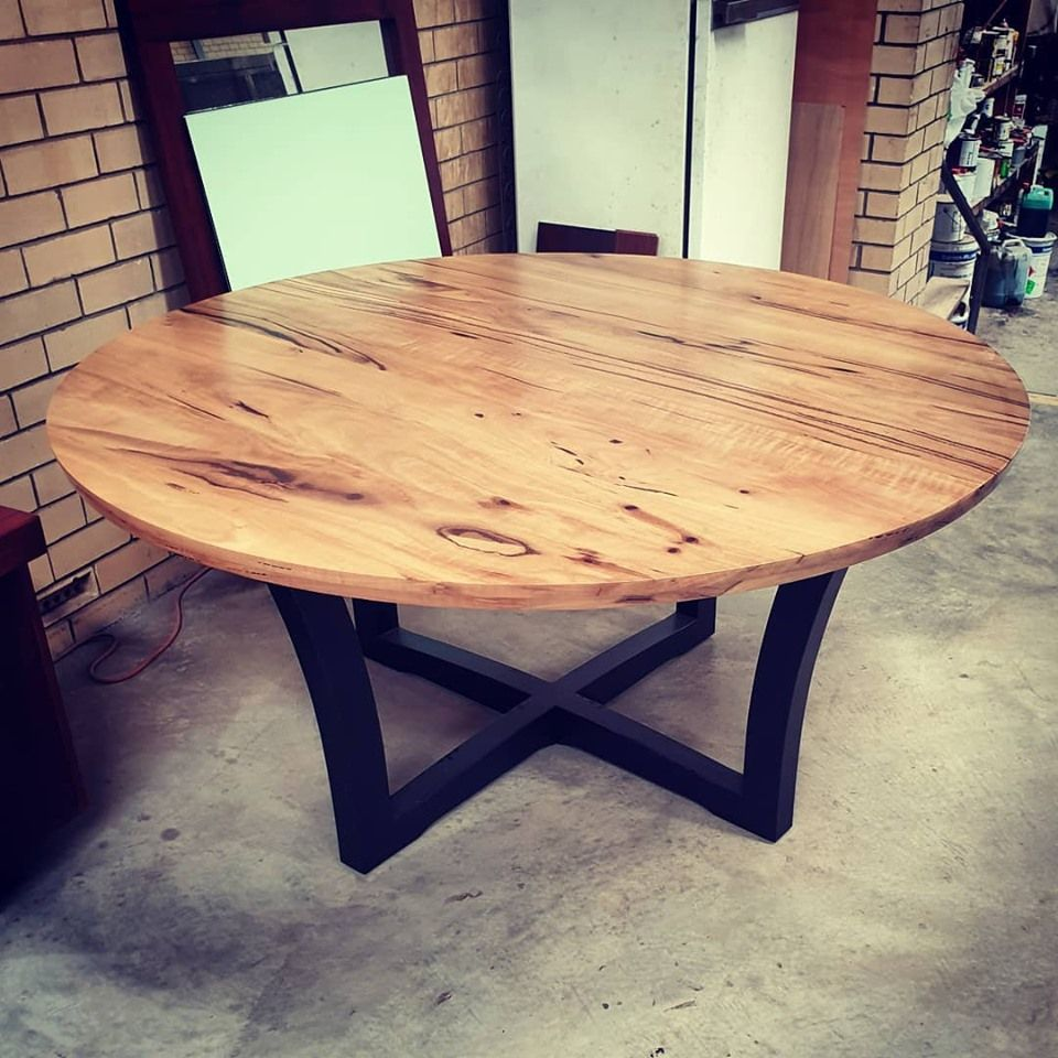Bremer Bay Marri Table Jarrimber Table Oval Table Dining Timber Table [ 960 x 960 Pixel ]