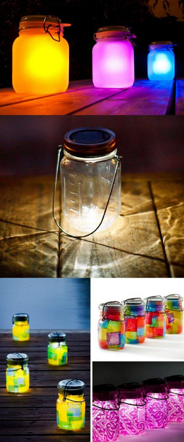 28 stunning diy outdoor lighting ideas so easy diy outdoor lights apieceofrainbowblog 5 mozeypictures Images