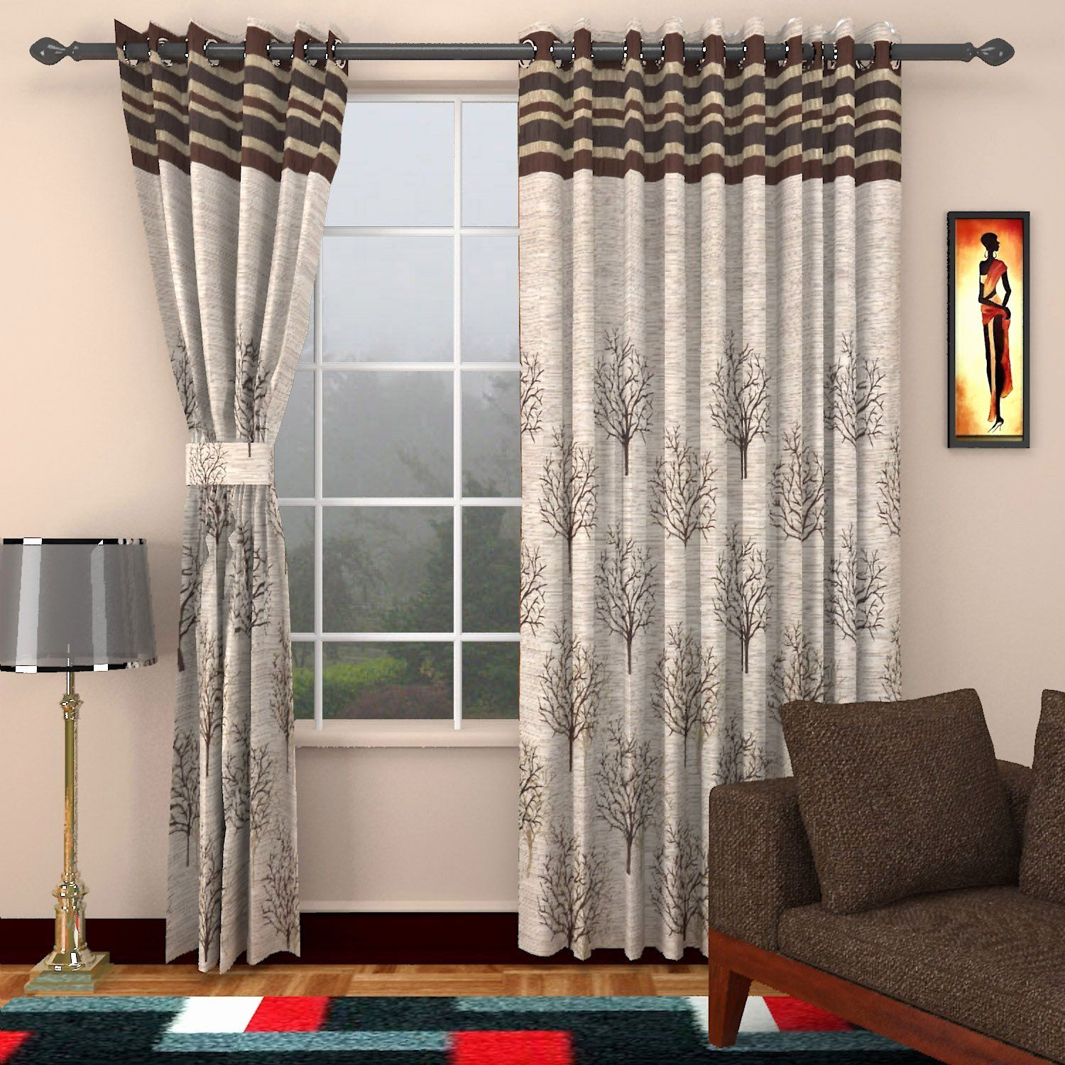 Discount Drapes Curtains Outlet Best Of Modern Jute Door Curtains Home Decor Interior Curtains In 2020 Curtains Curtain Decor Door Curtains Designs