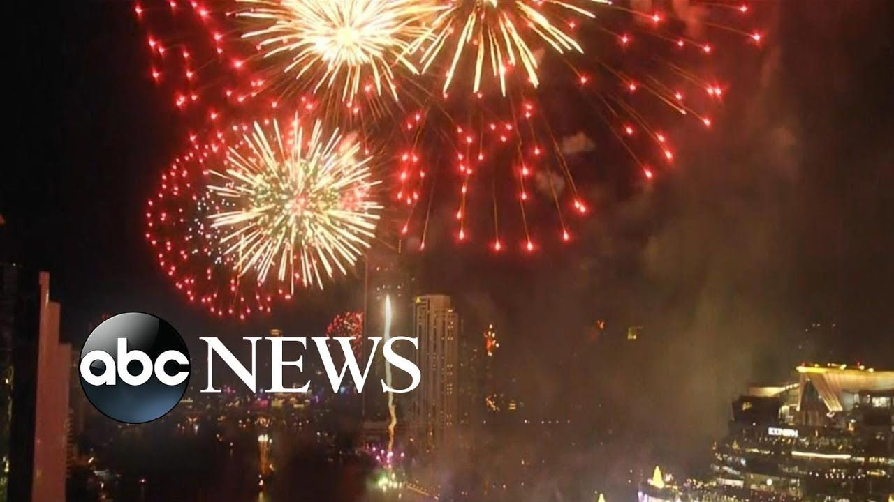 Fireworks In Thailand For The Beginning Of 2020 L Abc News In 2020 Abc News Fireworks Year Of The Rat