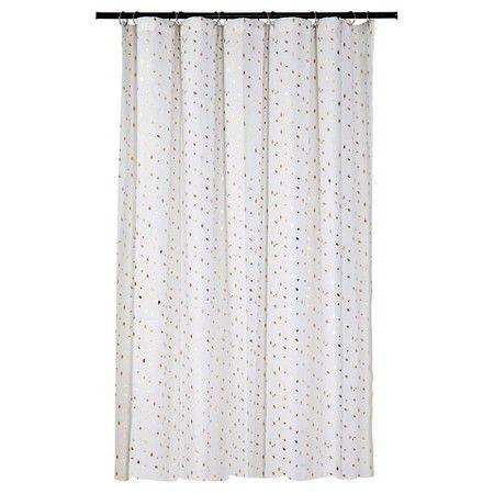 Room EssentialsTM Diamond Shower Curtain