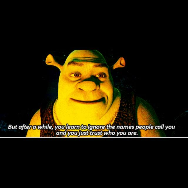 Best Shrek Quotes: I'm Still Working On This And It's Really Hard. But It