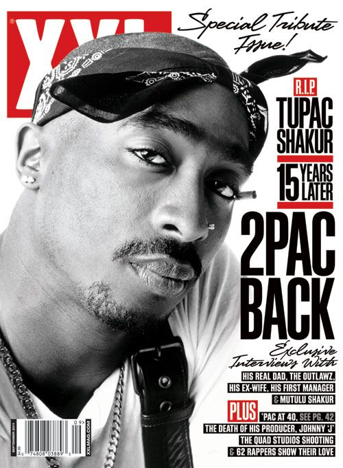2Pac XXL September 2011 XXL Covers Pinterest 2pac, Hip hop - fresh blueprint 2 cover