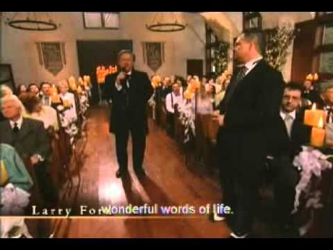 Gaithers - Wonderful Words of Life - live from Cove a Sunday
