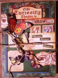The Creative Life: Envelope Album Madness!!