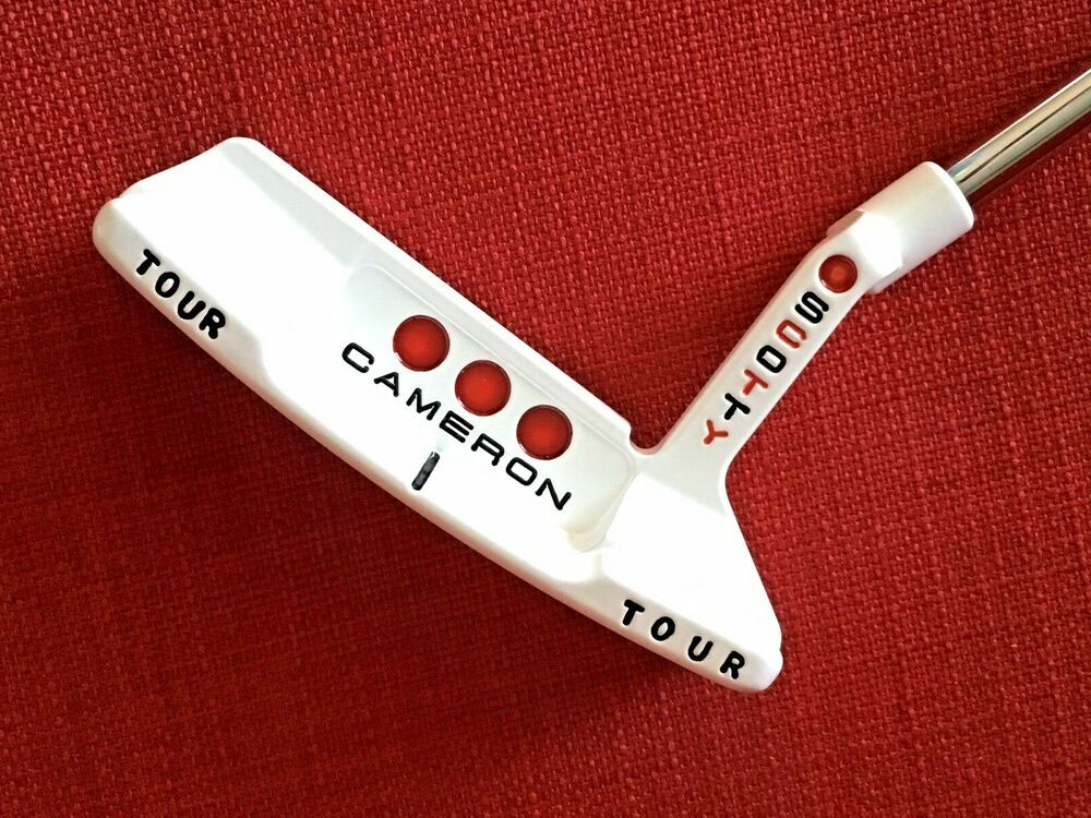 Scotty Cameron Studio Select Newport 2 W Tour Stamp Circle T