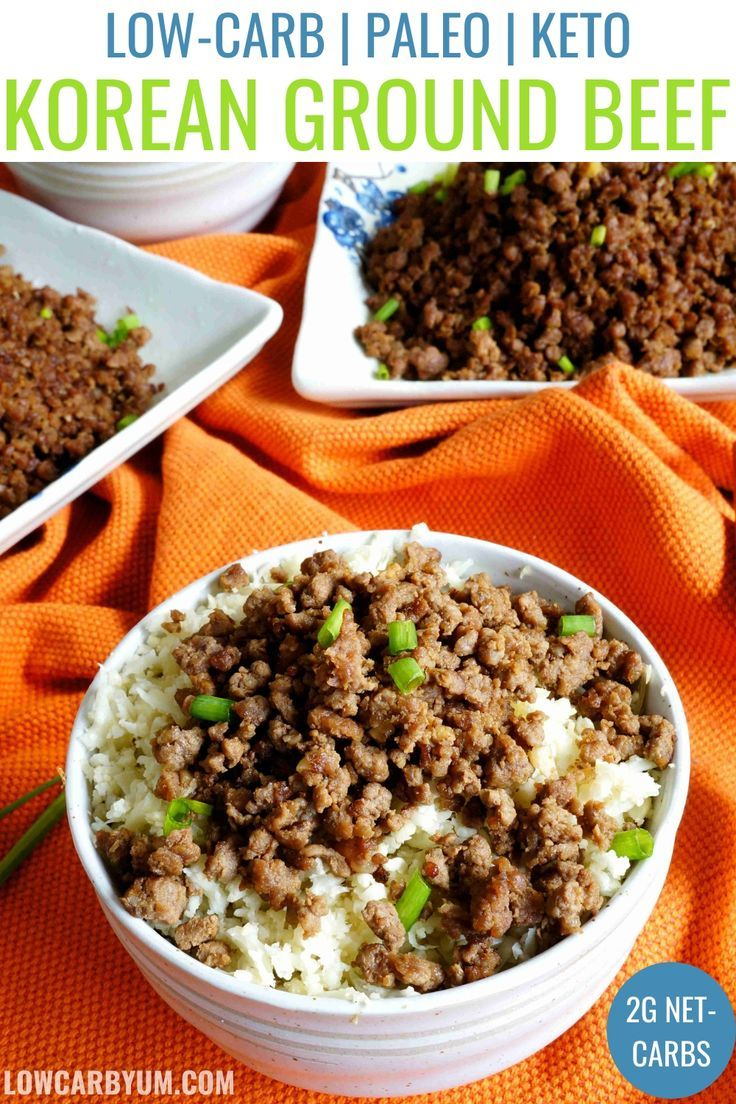 A Simple Sweet And Spicy Recipe For Korean Ground Beef That Is Quick And Inexpensive For P In 2020 Ground Beef Recipes Beef Recipes Beef Recipes For Dinner