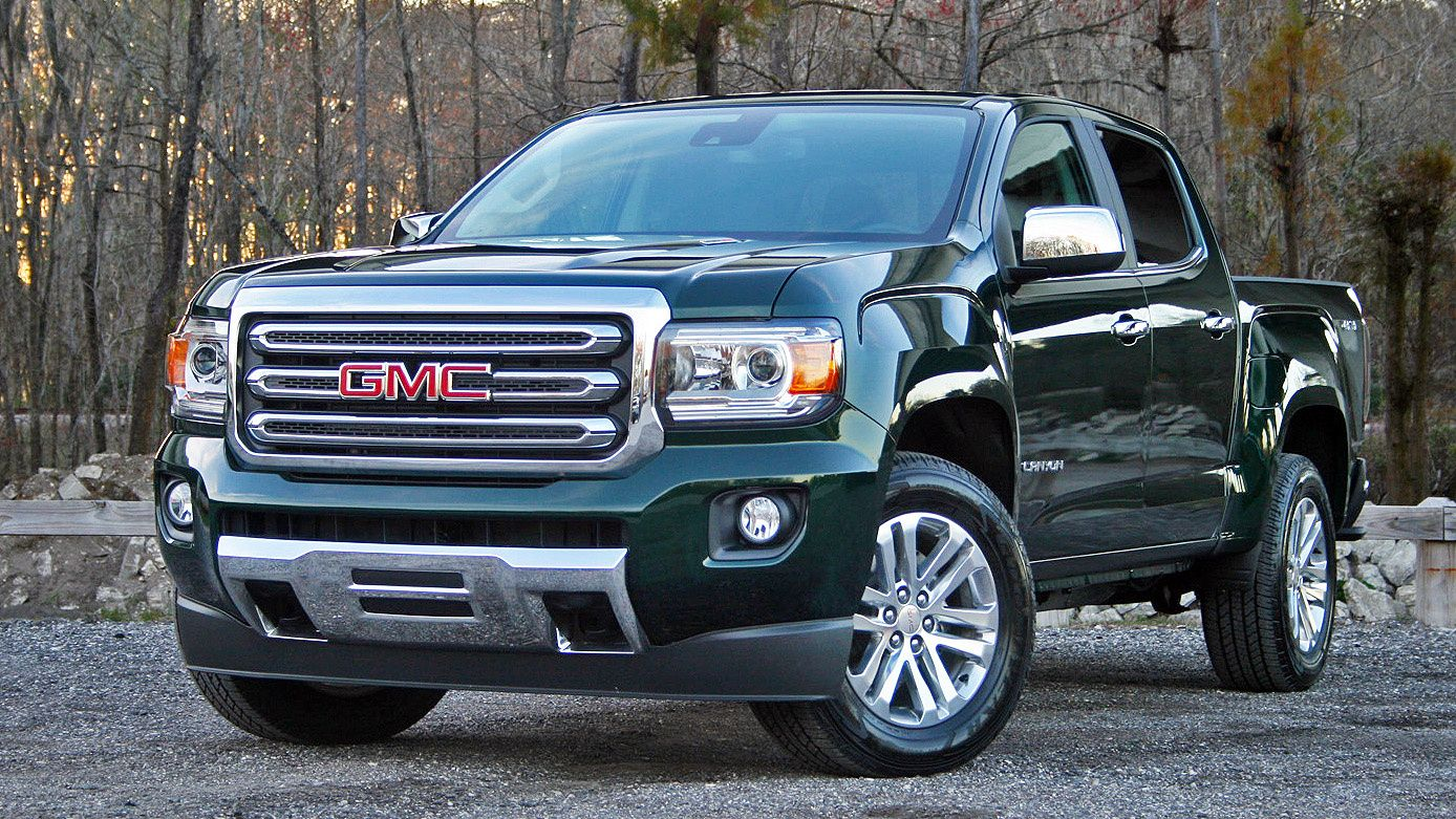 2020 Gmc Canyon Diesel Check more at