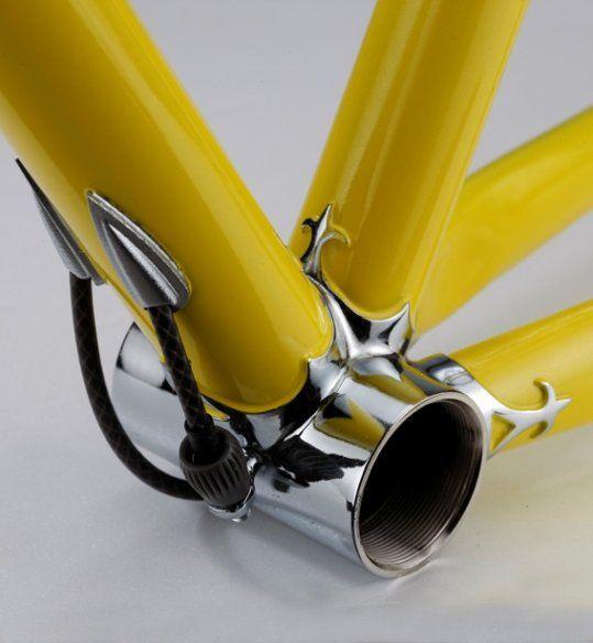 Bikestyle Tours Bike Frame Steel Bike Retro Bicycle