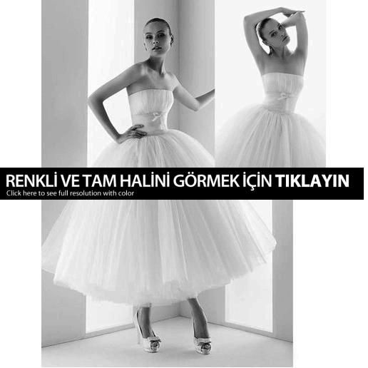 #shortweddingdresses #wedding Ballerina like!  #Kısa Gelinlik Modelleri