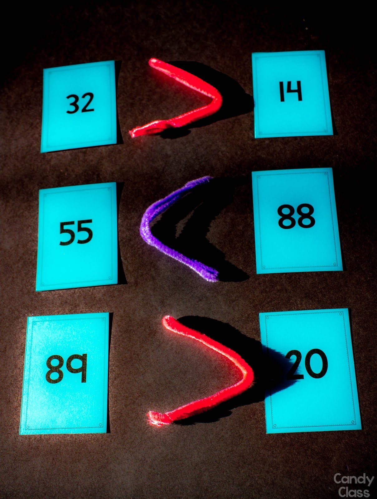 The Candy Class: Teaching Ideas for Place Value & Two Freebies ...