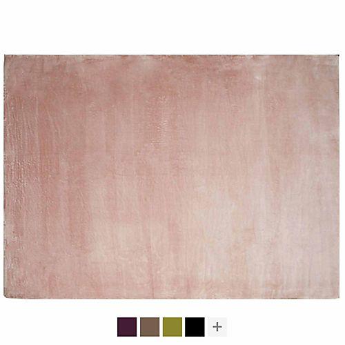 Rubico - Tapis-Textiles, Tapis Tapis imitation fourrure 160x230cm ...