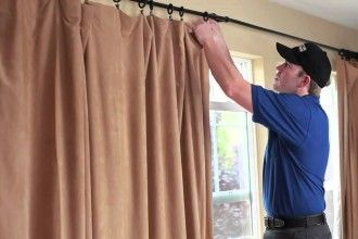 We Offer Best Treatment For Your Expensive Curtains With Hi Tech