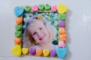 Conversation Heart Picture Frames by Preschool Inspirations-6